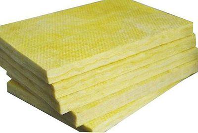 隔热玻璃棉板